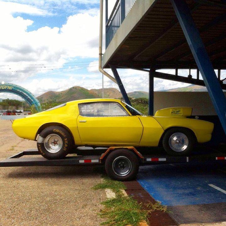 Chevy Camaro, en Turagua
