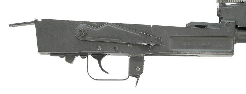 Milled AK Receiver - No Rivets   AK47 Variant Rifle   Hand