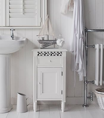 Bathroom Cabinets And Storage Furniture Wide Range Of Sizes Styles Freestanding Units The Westport White Cabinet With Drawer Cupboard