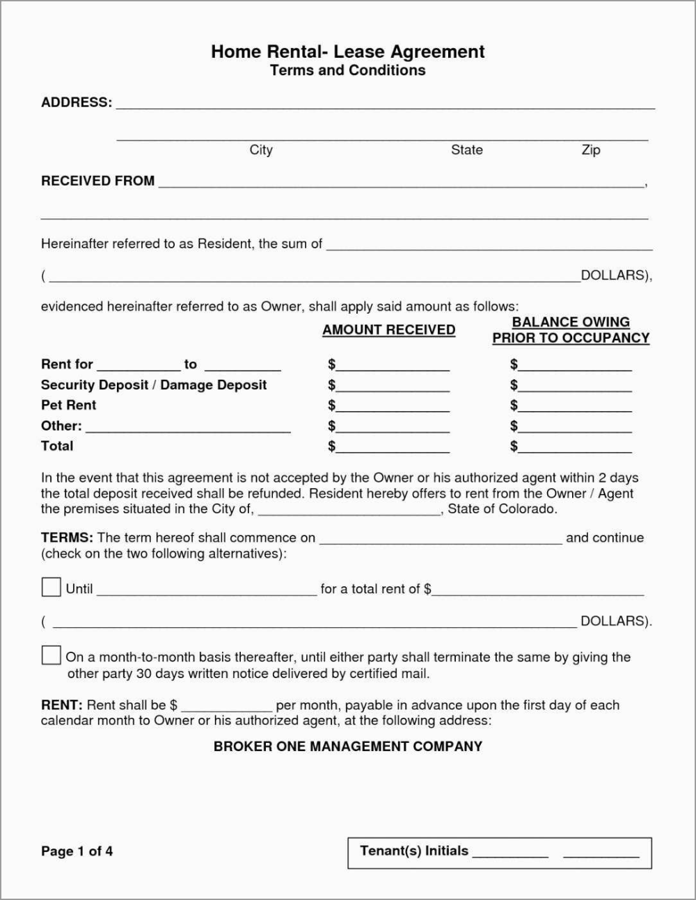 Free Vacation Rental Agreement Template Pretty Home Lease Agreement In Vacation Home Rental Agreem Rental Agreement Templates Lease Agreement Timeshare Rentals