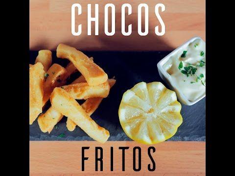 Chocos Fritos y rebozados - YouTube