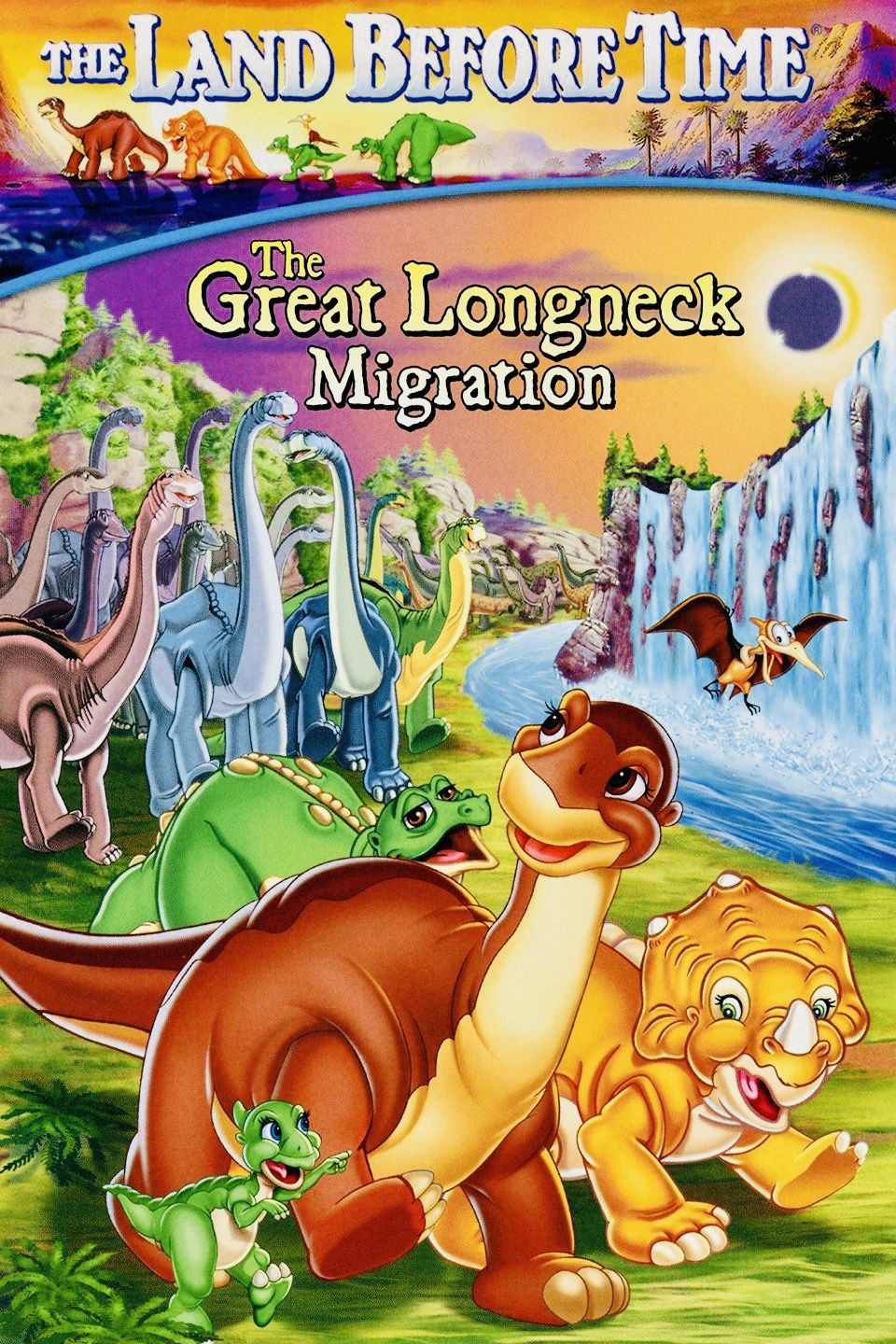 10th 2003 Land Before Time Greatful Animation Movie