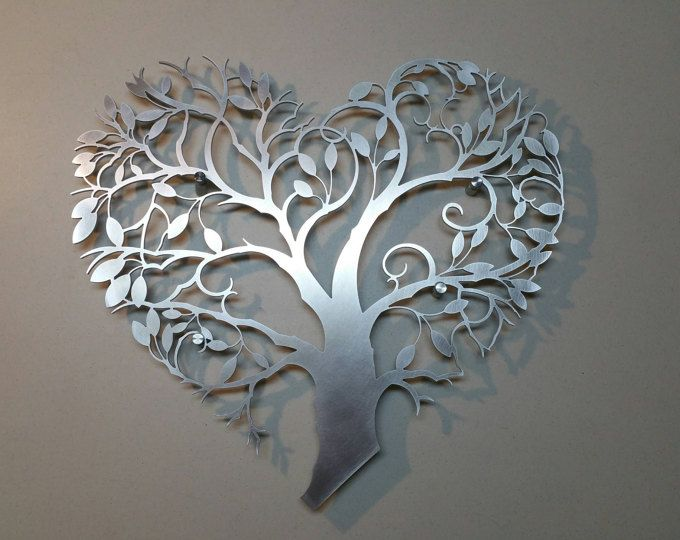 Laser Cut Metal Decorative Wall Art Panel Sculpture For Home, Office ...