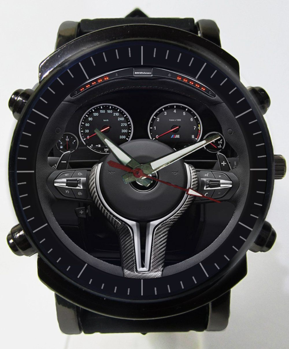 New Awesome BMW Speedometer Z3 Logo Custom Printed Sports Wrist  Watch Amazon Cell Phones   Accessories 8f8f2d33a26