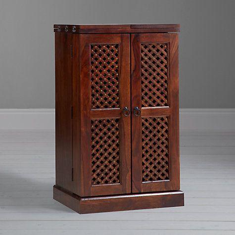 Buy John Lewis Maharani Drinks Cabinet