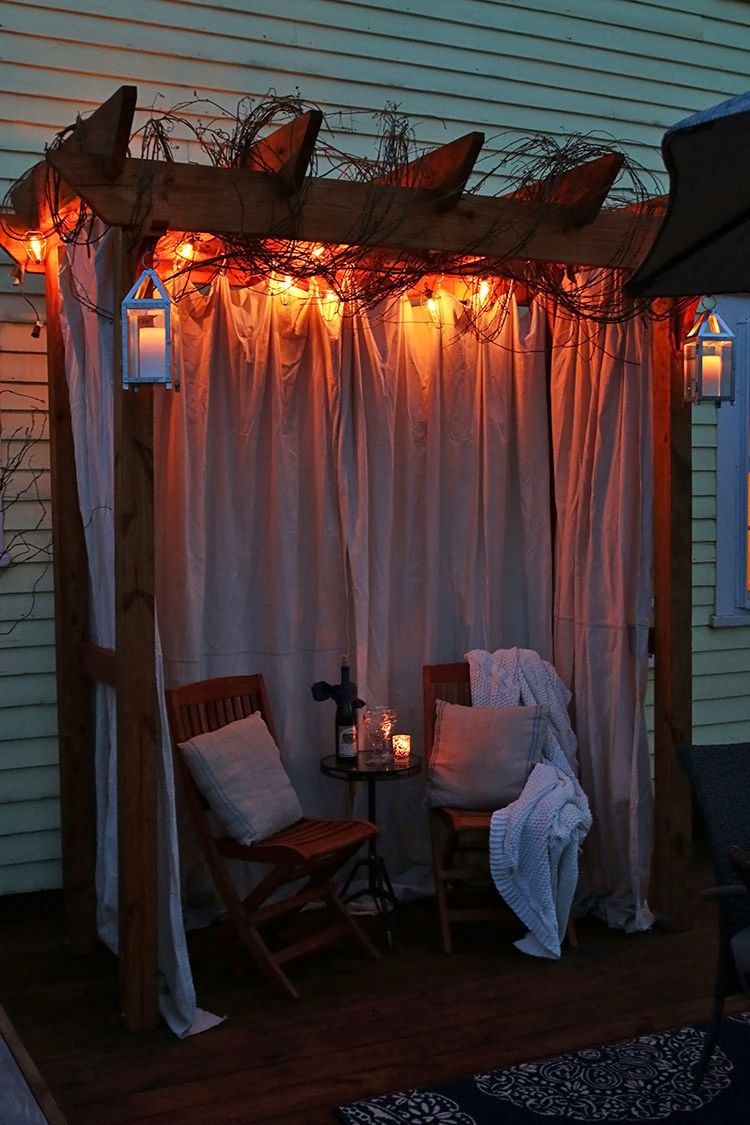Refined Rustic Style Deck Decor Rustic style, Deck