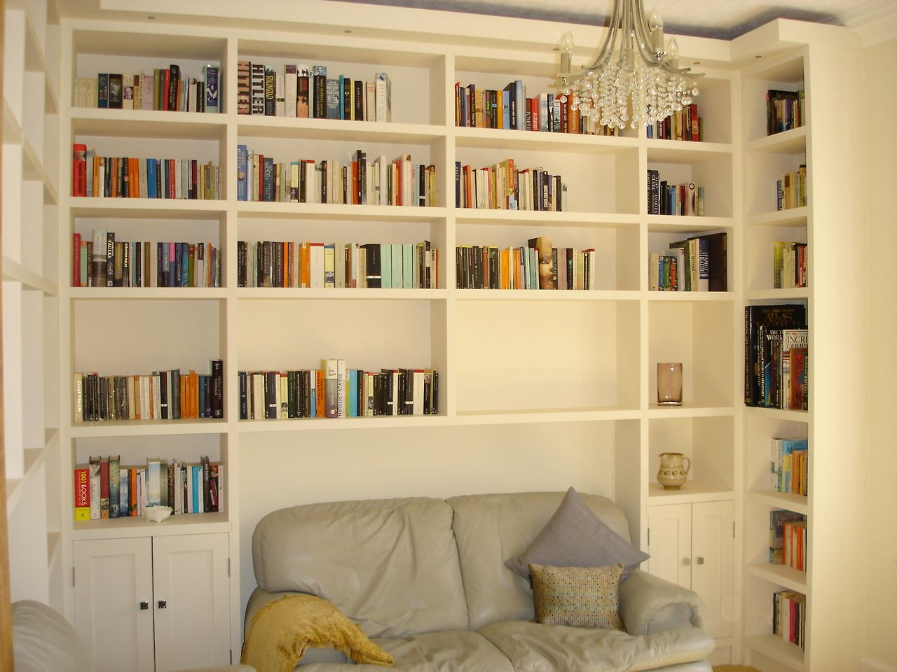 Turn the living room into a library. Love this. | Future home pics ...