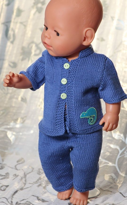 someday! Baby Dolls Clothes Knitting Patterns | Knit Love ...