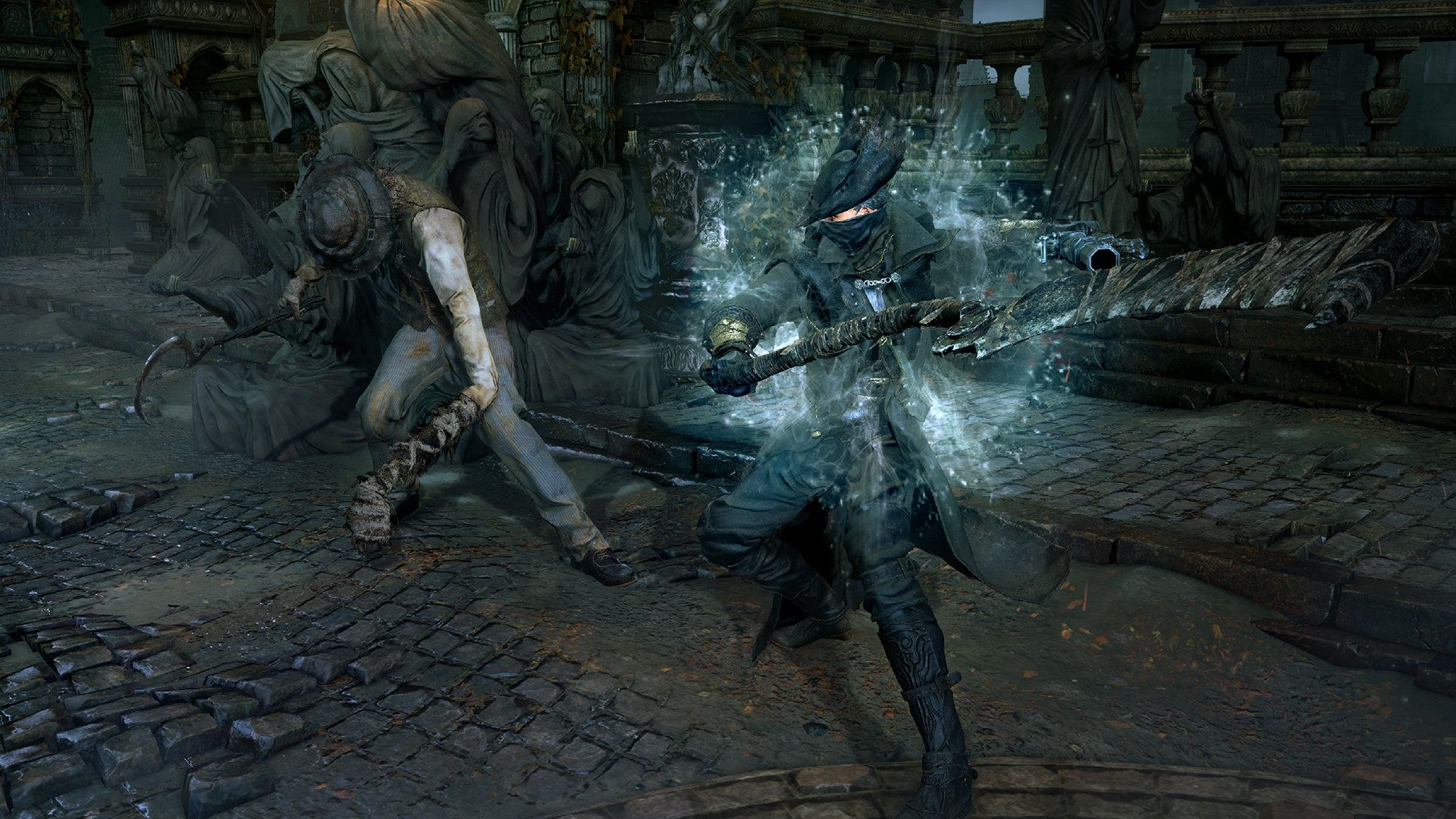 Bloodborne Patched To Run At 60 Fps On Regular Ps4 But With A Limitation In 2020 Bloodborne Ps4 Games Bloodborne Ps4