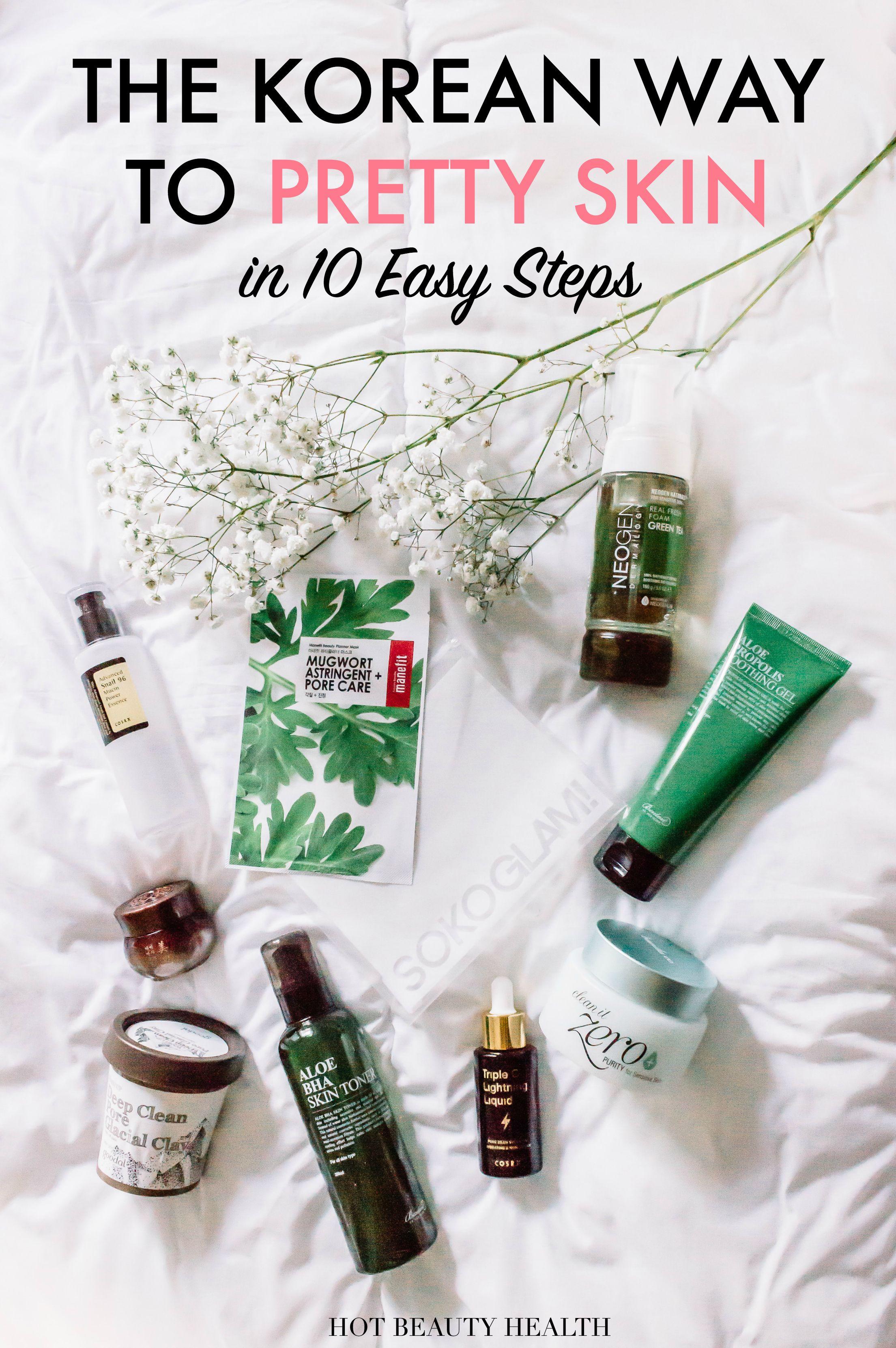 7 Unique Korean Winter Skin Care Routines Revealed Korean 10 Step Skin Care Korean Skincare Routine Simple Skincare