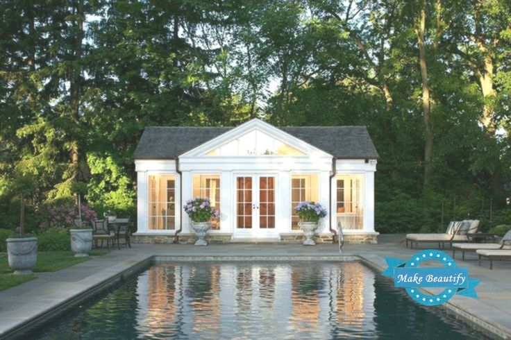 25 Pool Houses to Complete Your Dream Backyard Retreat 25 Pool Houses to Complete Your Dream Backyard Retreat