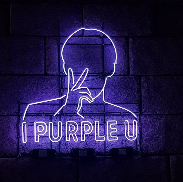 I Purple You Bts V Kim Taehyung In 2020 Iphone Wallpaper Bts Bts Wallpaper Lyrics Dark Purple Aesthetic