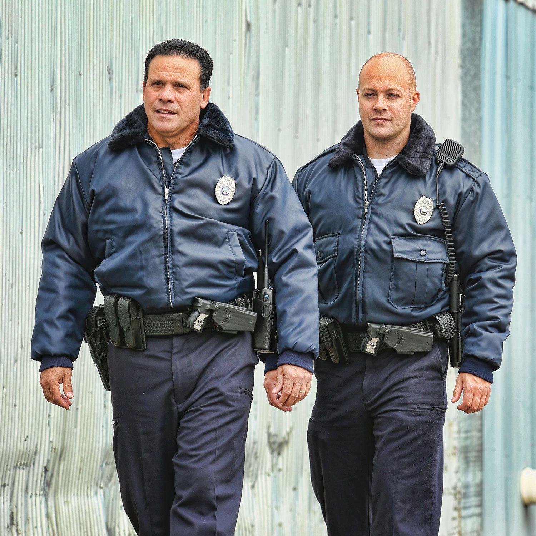 LawPro Classic Police Bomber Jacket Police jacket