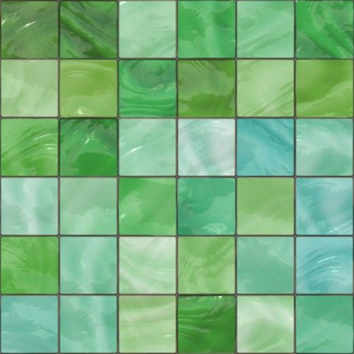 Green color glass mosaic tile design zambezi home for Glass tile texture