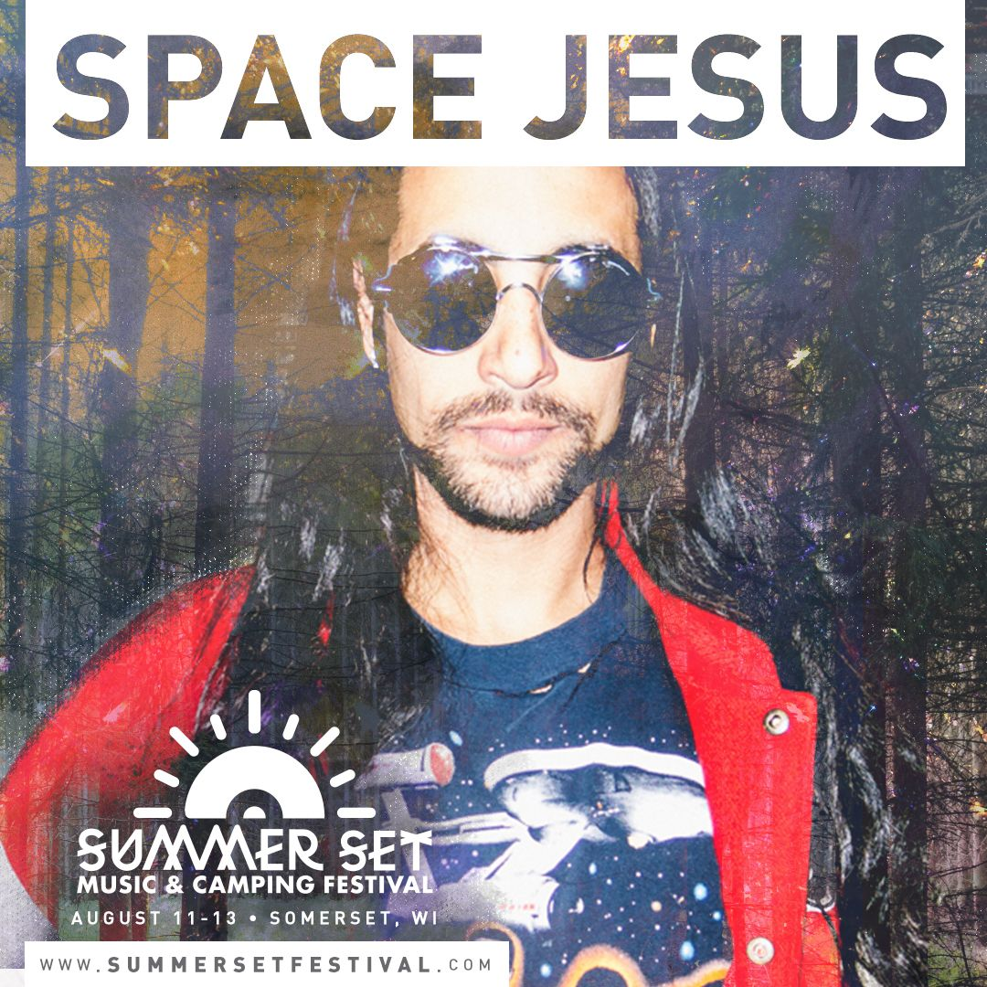 Who's planning to catch Space Jesus Friday evening on The