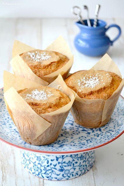 Bolos de Arroz , Gâteaux portugais à la farine de riz et au citron.