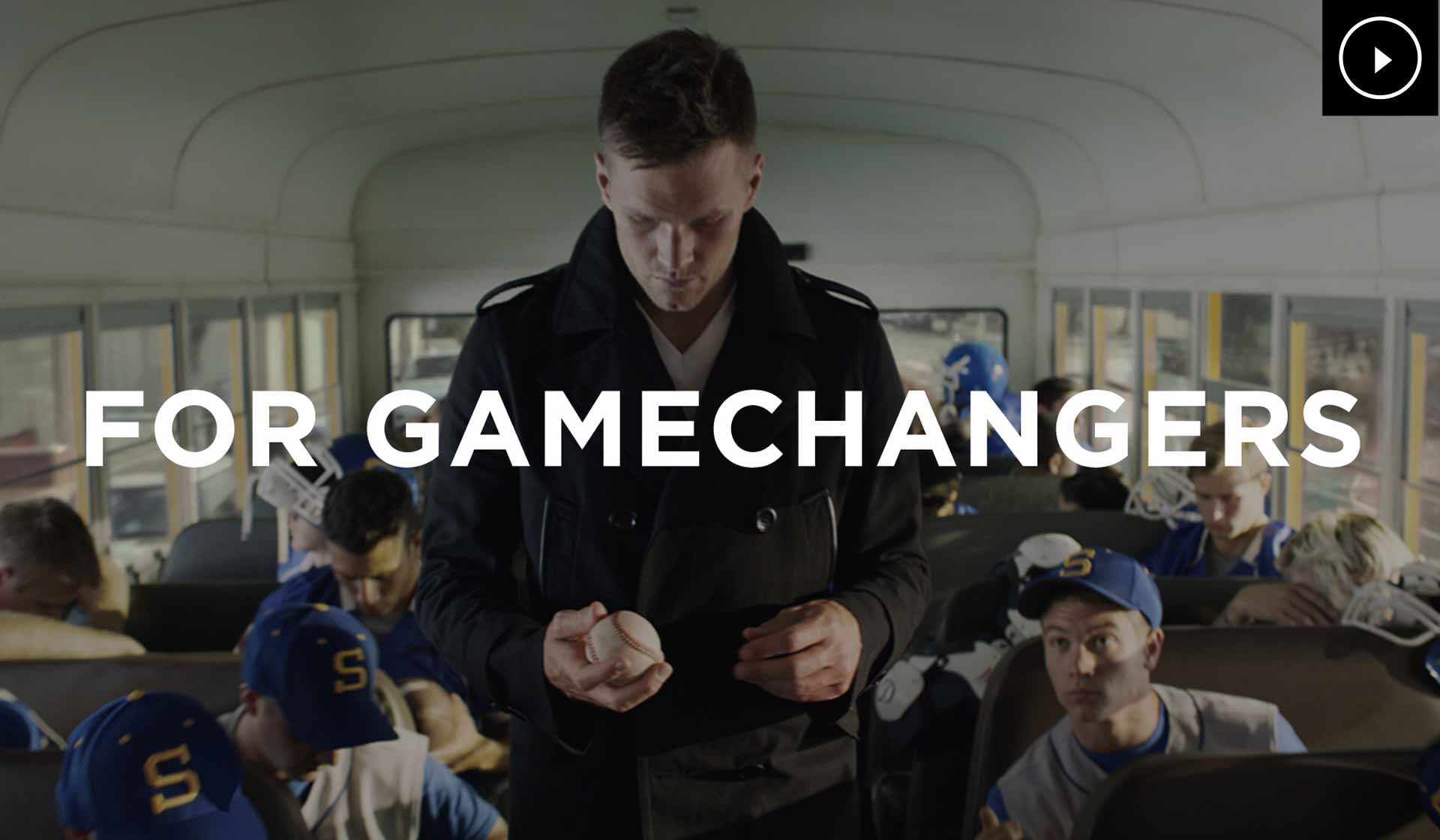 For Game Changers Video Football Pinterest