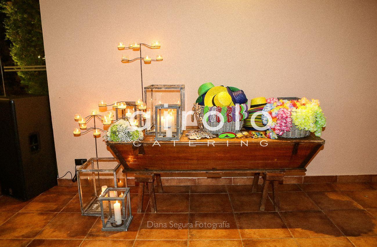 ¡Qué original idea en la boda de Anna y Xavier! Los invitados disfrutaron, además de una velada inolvidable, de sonrisas y momentos divertidos #ideas #boda #invitados