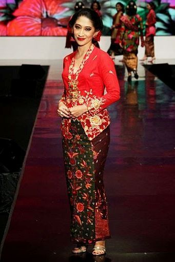 Contoh Model Kebaya Kartini Terbaru 2016 Indonesia People Food