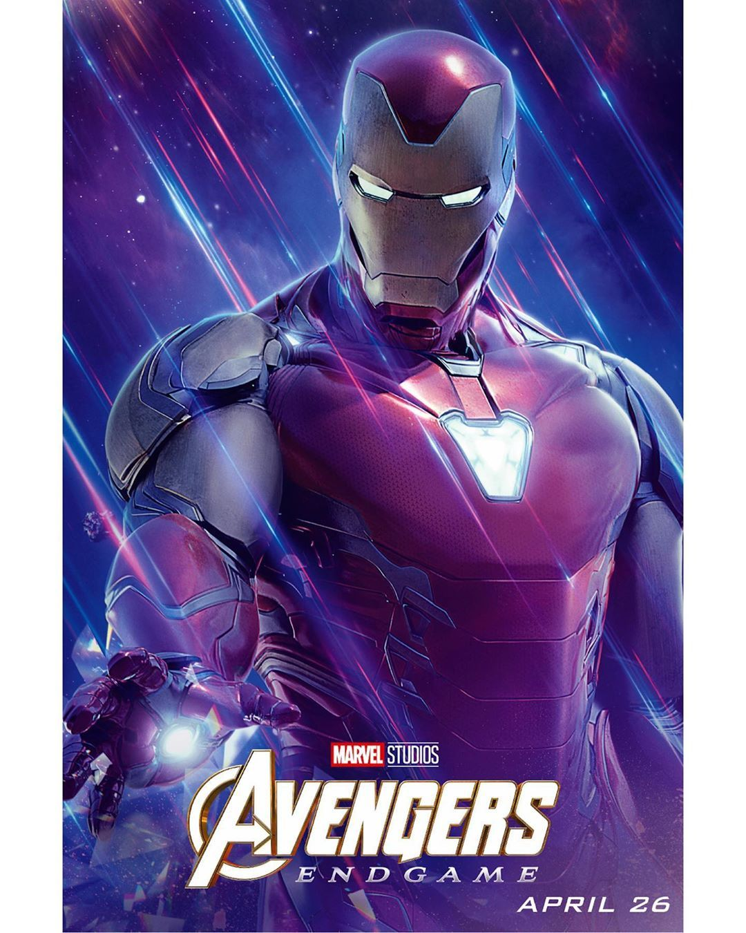 Pictame Webstagram Instagram Post By Marvelpulse Official Avengers Endgame Hd Posters With Iron Man Iron Man Poster Iron Man Wallpaper Iron Man Art Full hd avengers endgame iron man