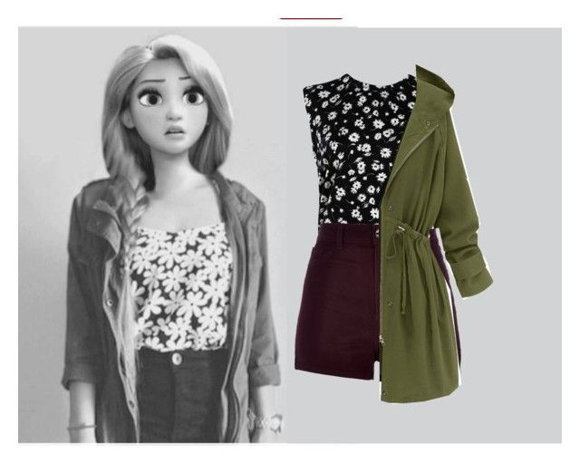 """""""Disney Real"""" by blueberry88 ❤ liked on Polyvore featuring Dolce&Gabbana and River Island"""