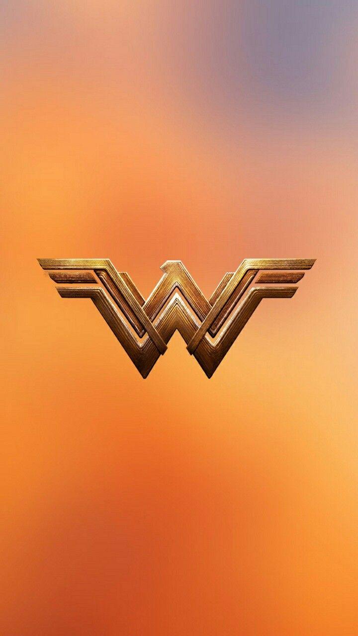 Wonder Woman Logo Iphone Wallpaper Comic Book Heros