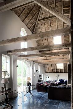 boerderij interieur ideeen - Google zoeken | onder de stolp ...