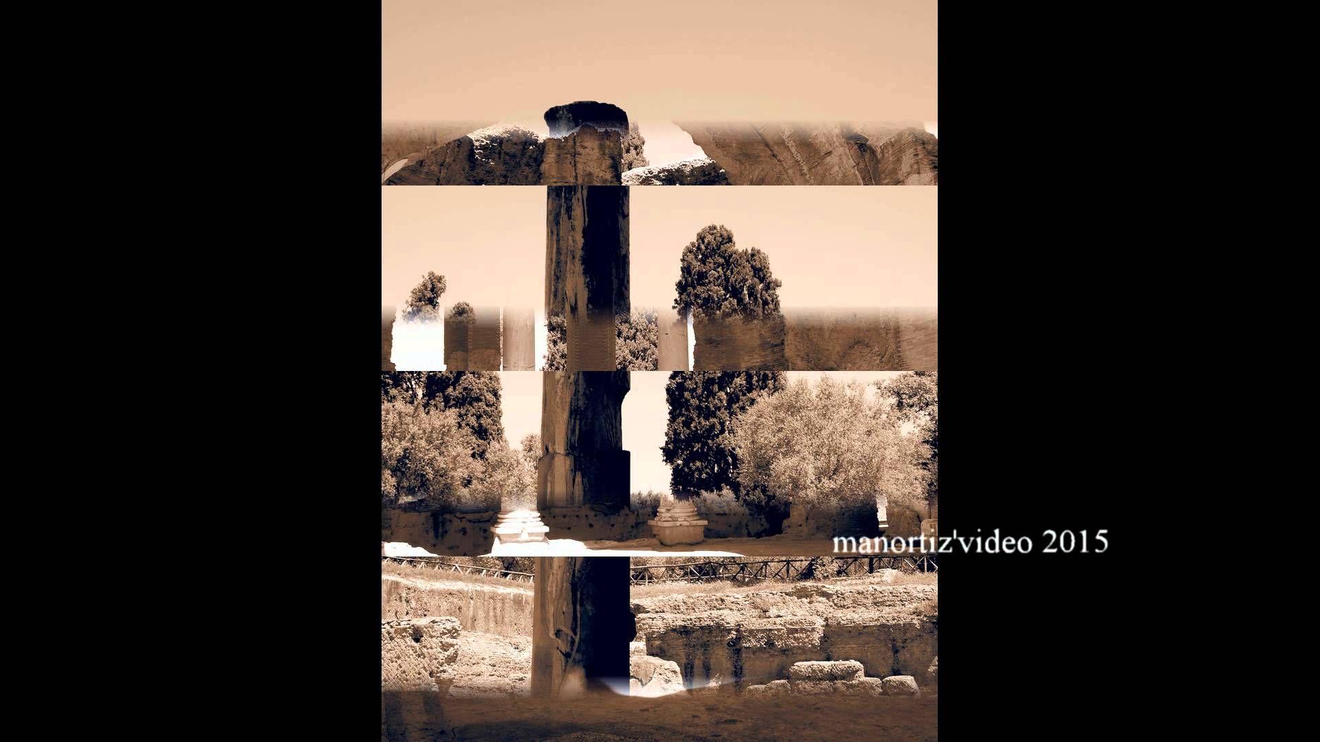 Hadrian's Villa - Tivoli Villa Adriana: Grandi Terme in HD 1080 (manortiz)