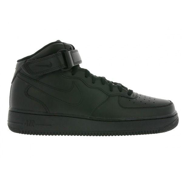 wholesale dealer 239aa 4f1ae ... coupon code for nike air force 1 mid 07 herren sneaker schwarz  sportschuhe günstig online kaufen