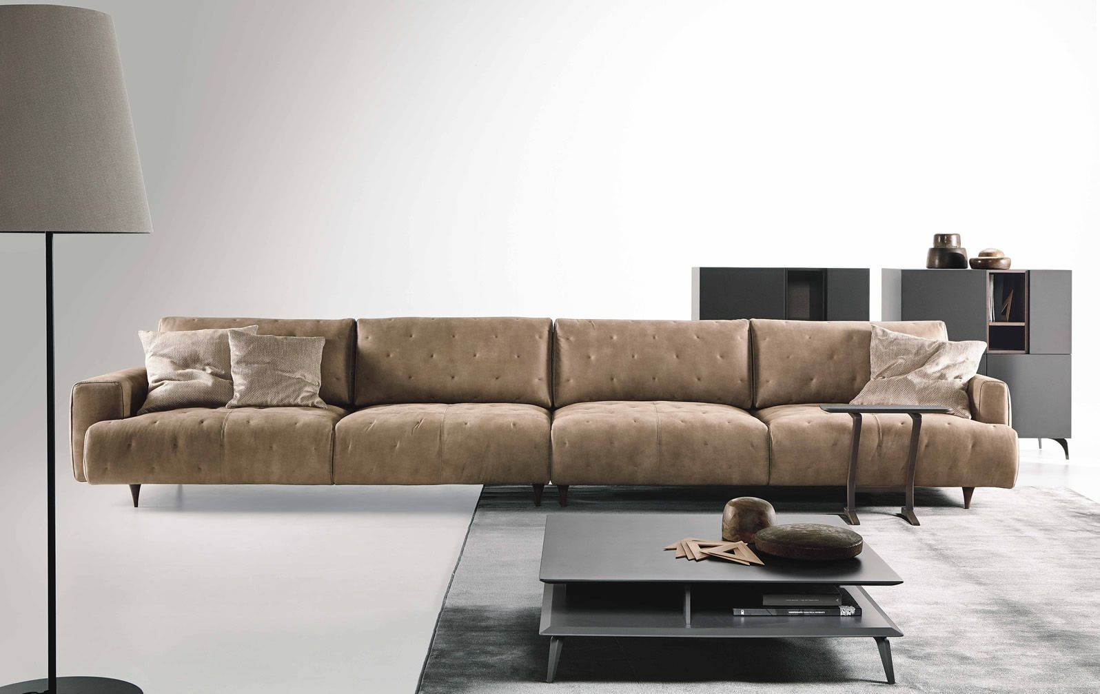 Ecl ctico from the new ditre italia collection in leather for Ditre italia