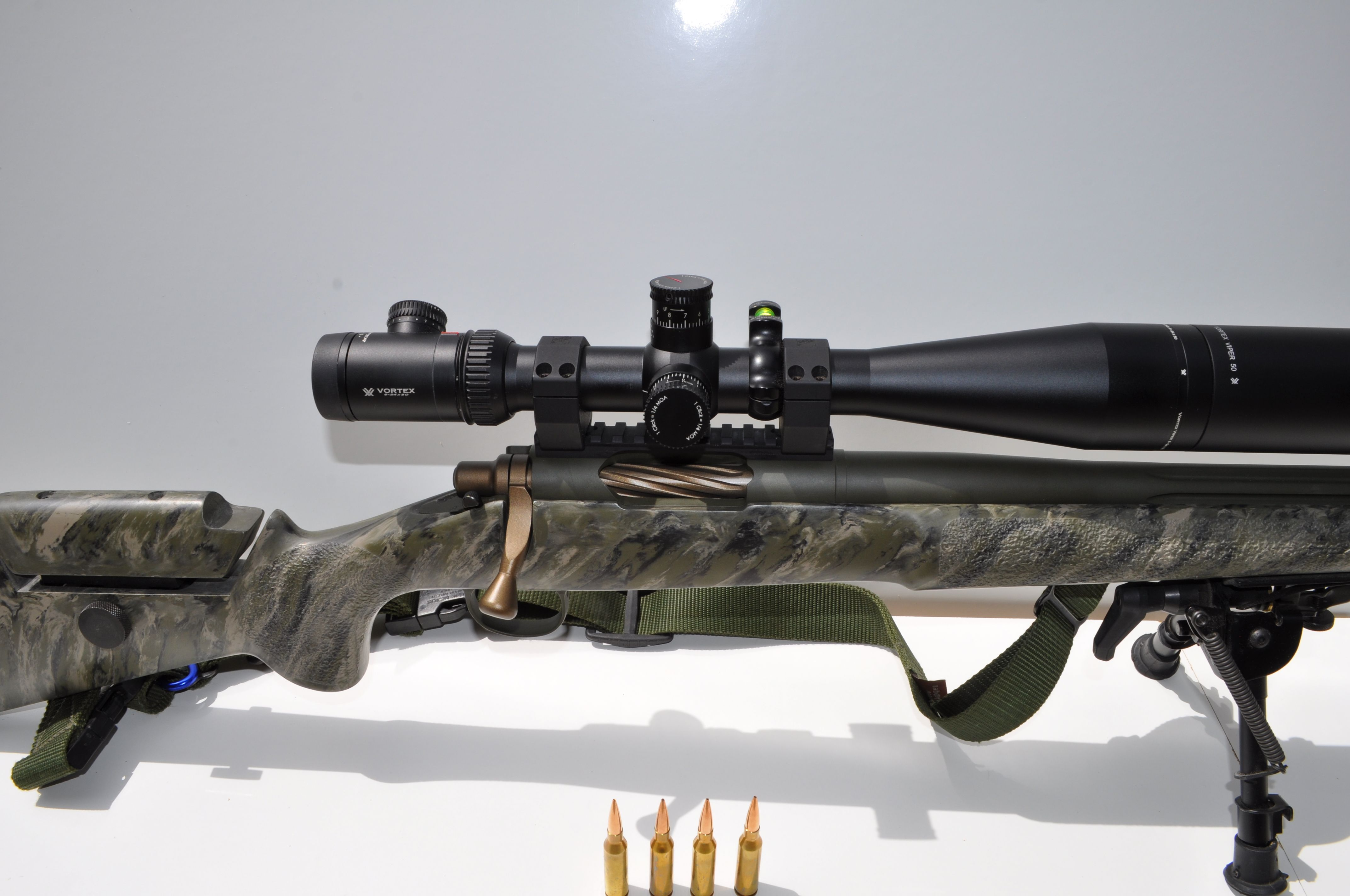 Luxury 5 Gun Rifle Cabinet
