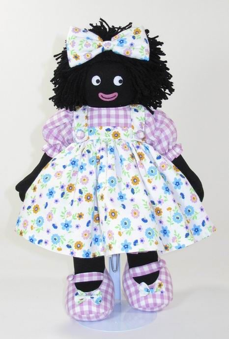 Tuppence 41cm | Gollywogs | Pinterest