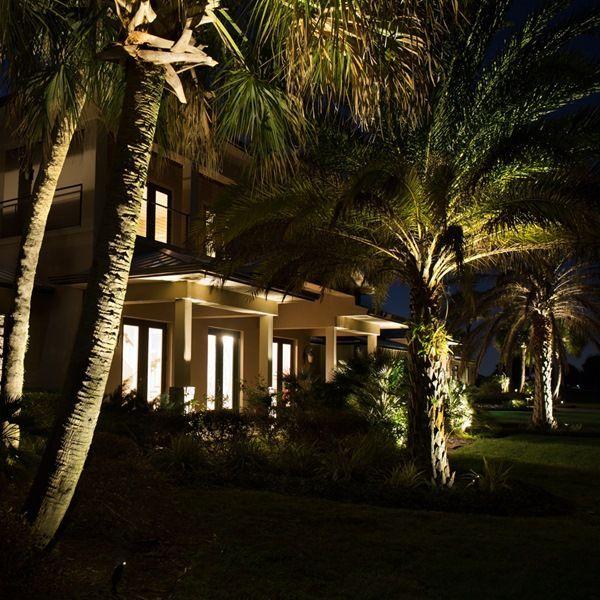 For beautiful landscape lighting ideas, visit VOLT! Landscape Room
