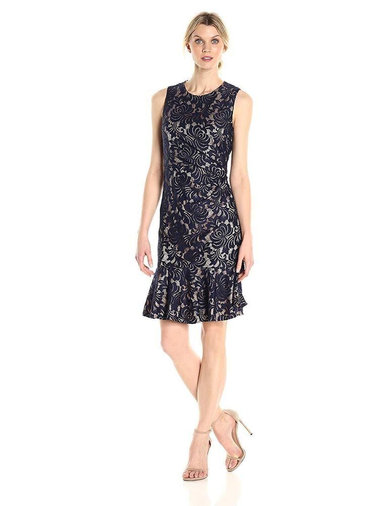 166d33dd Eliza J Women's Sleeveless Dress Peplum Hem #fashion #clothing #shoes  #accessories #womensclothing #dresses (ebay link)