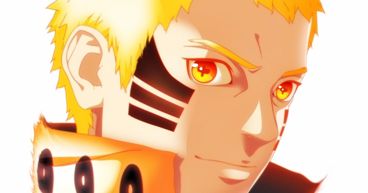 Wallpaper Naruto Six Path Di 2020 Animasi