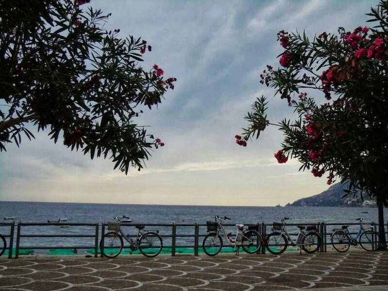Italy, Amalfi coast, Maiori