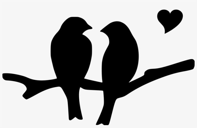 Love Birds Silhouette Png Scarica Love Birds Silhouette Clip Art Trasparente Png Bird Silhouette Love Birds Silhouette Clip Art