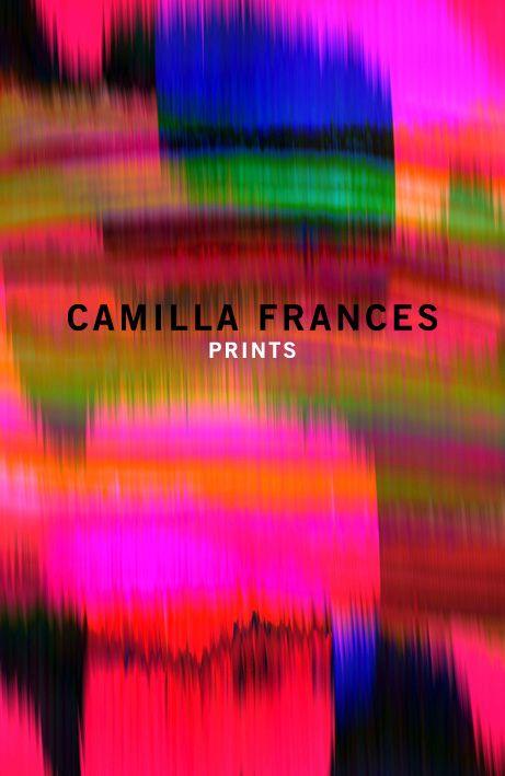 Textile design by Camilla Frances Prints.