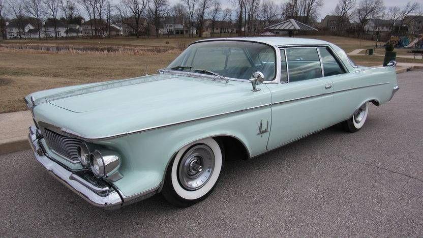 1962 Chrysler Imperial At Auction 1928529 Hemmings Motor News