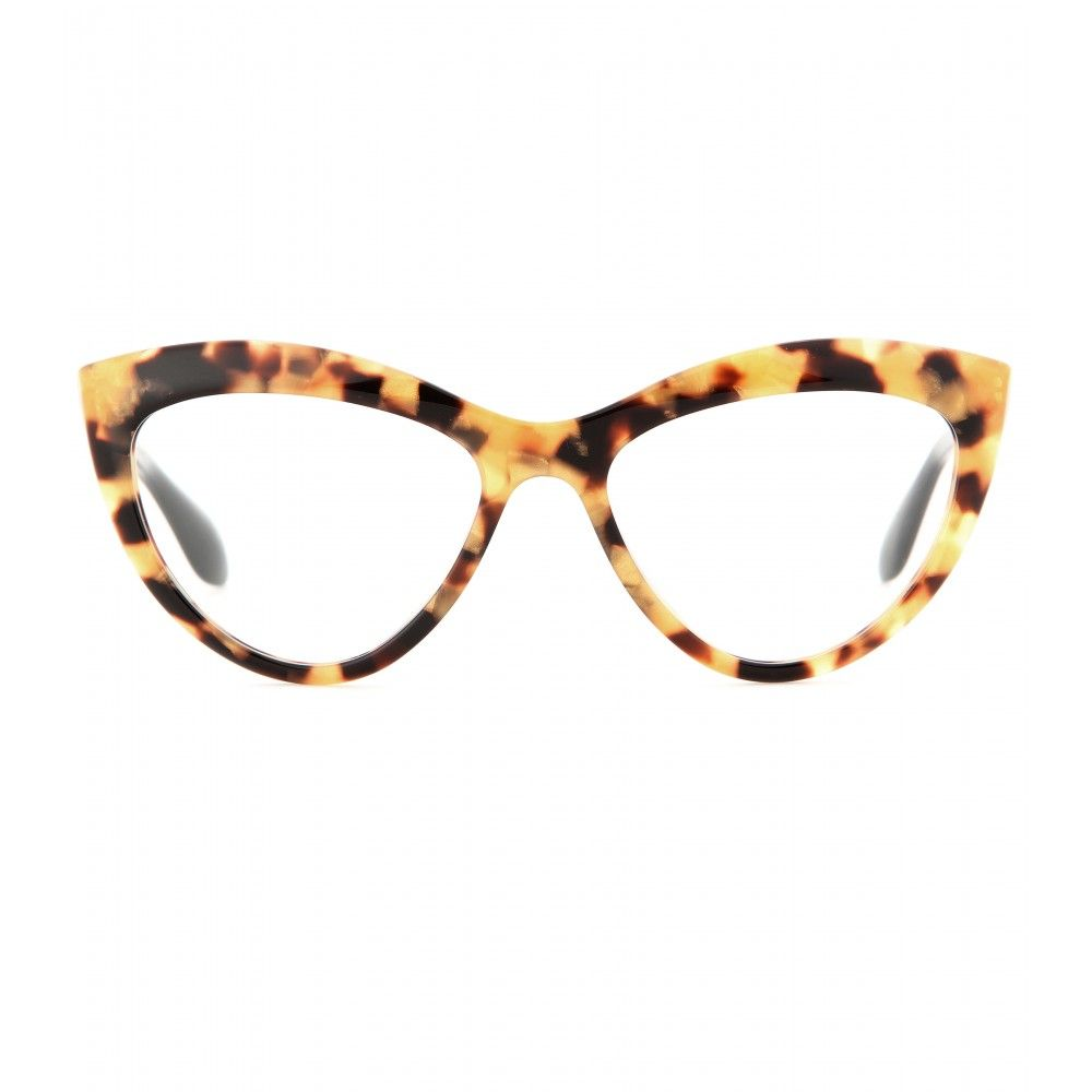 Miu Miu - Cat-Eye-Brille - mytheresa.com GmbH | Brillen | Pinterest ...