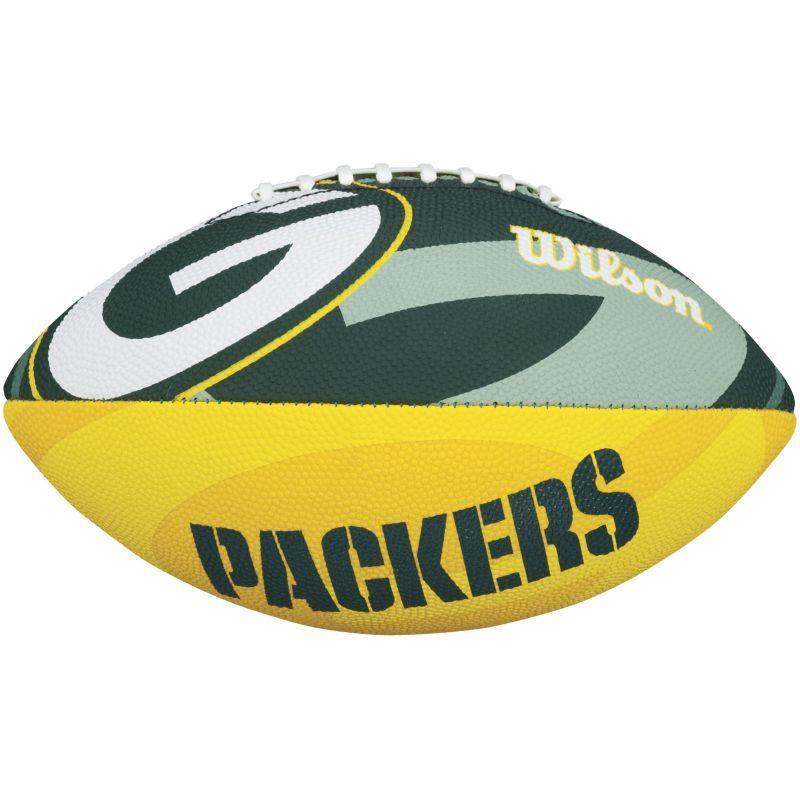 Wilson Green Bay Packers Junior Football Green bay