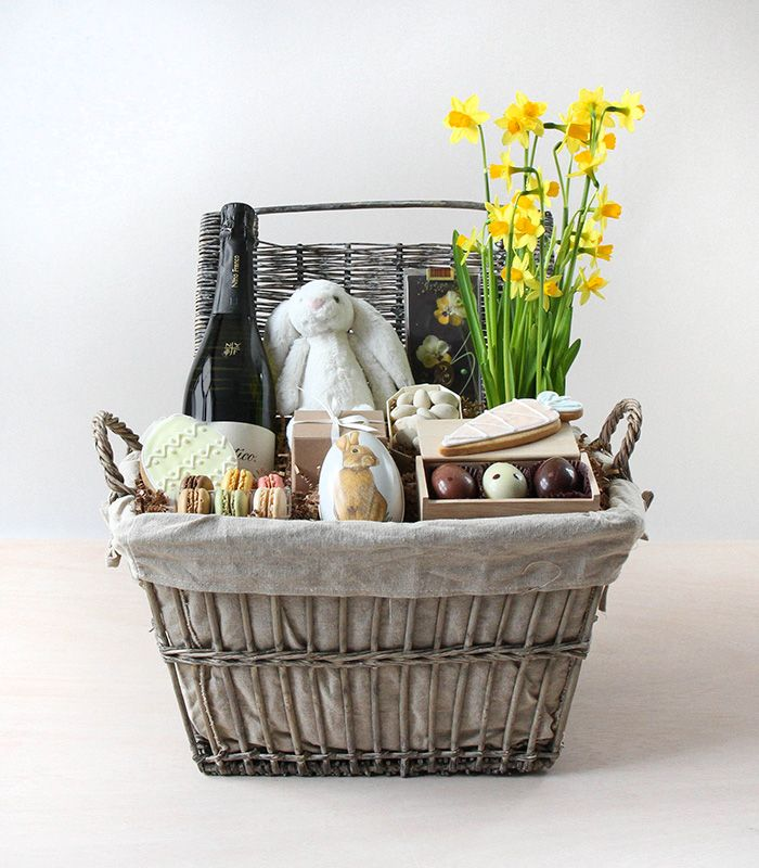 Indulge in a collection of sophisticated easter gifts for the whole indulge in a collection of sophisticated easter gifts for the whole family luxe easter basket by winston flowers negle Gallery