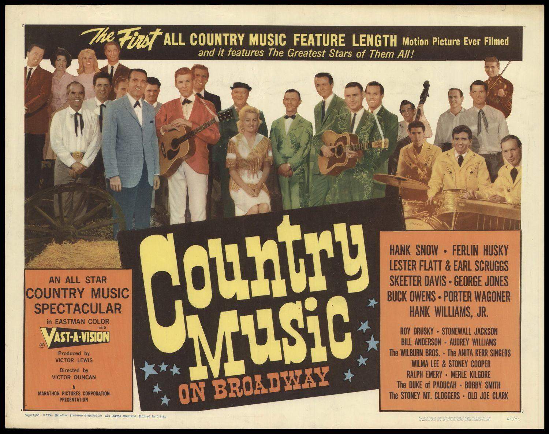 Pin Van Teddy Op Classic Country Music