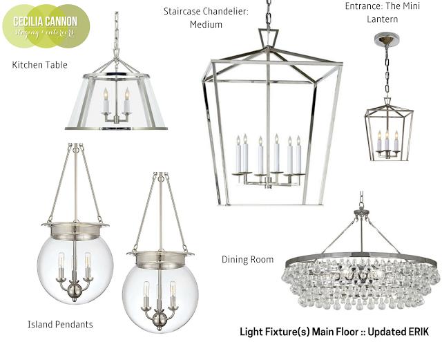 Modern Colonial Interior Light Fixtures Home With Keki Design Blog