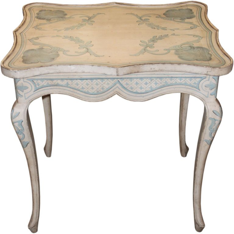 1stdibs   French Painted Side Table Explore Items From 1,700 Global Dealers  At 1stdibs.com