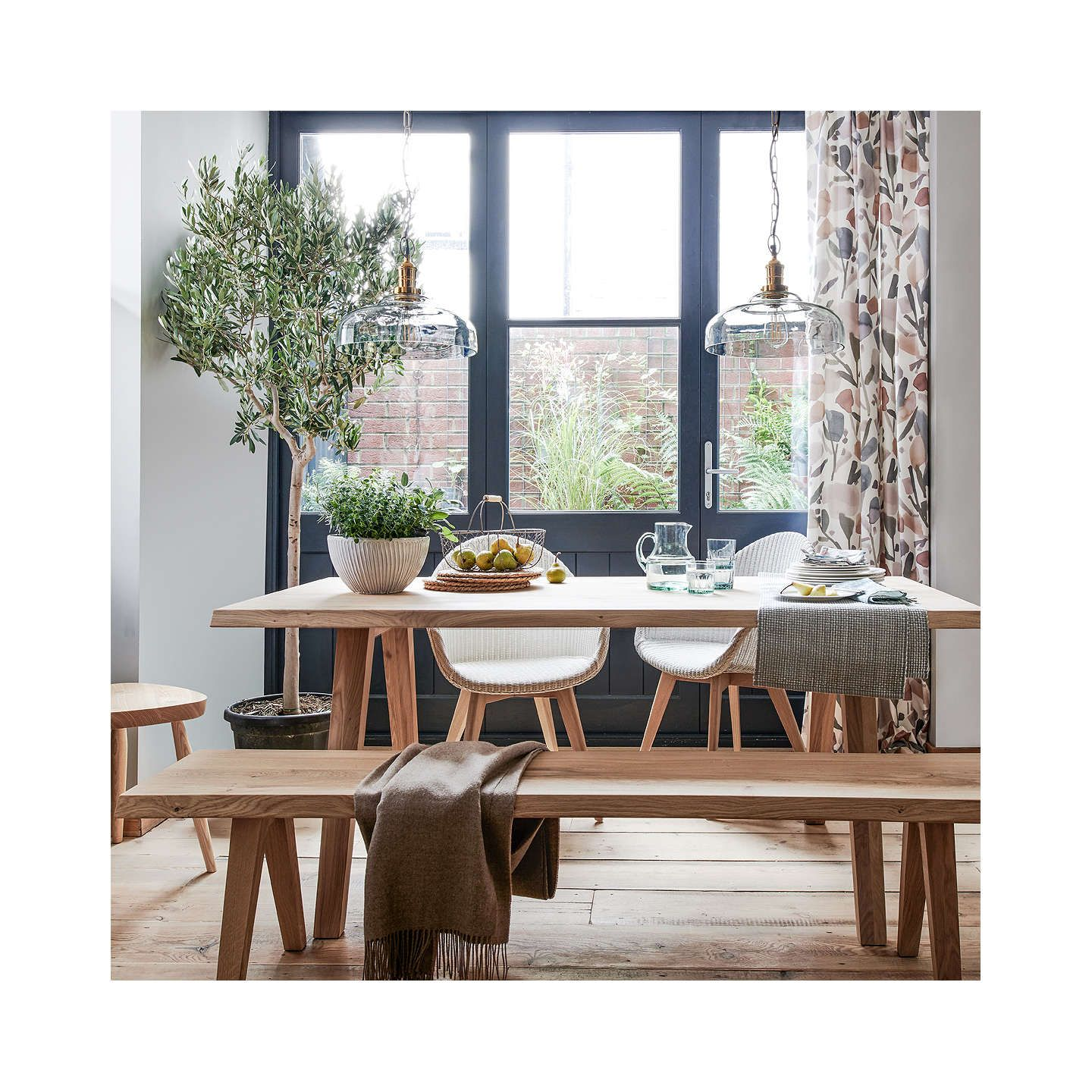 43++ Oak dining table and chairs john lewis Various Types