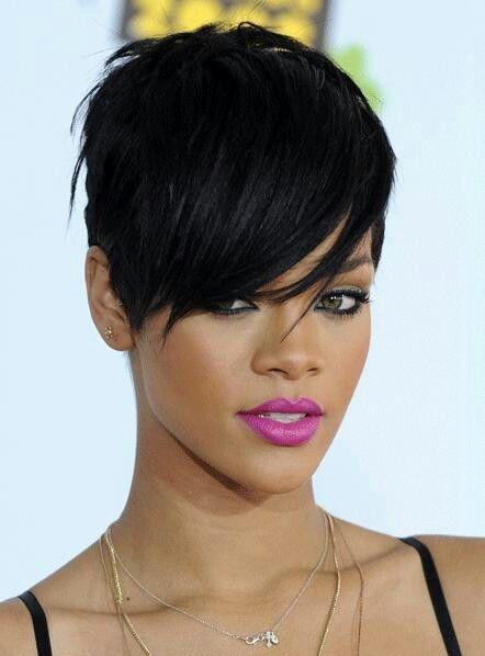 She Has A Big Forehead Like Myself Luv This Cut Hair Tastic