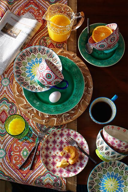 pier one imports global decor fall boho decor shopping : pier one imports dinnerware - pezcame.com