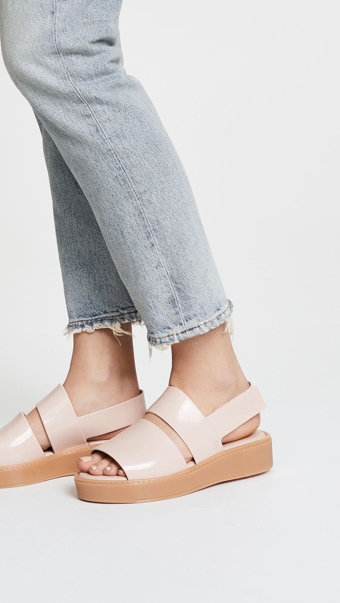 8976bb262131 Melissa Soho Platform (Rain) Sandals