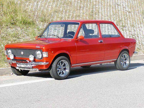 Fiat 128 Rally Fiat 128 Autos Fiat Autos Y Motos